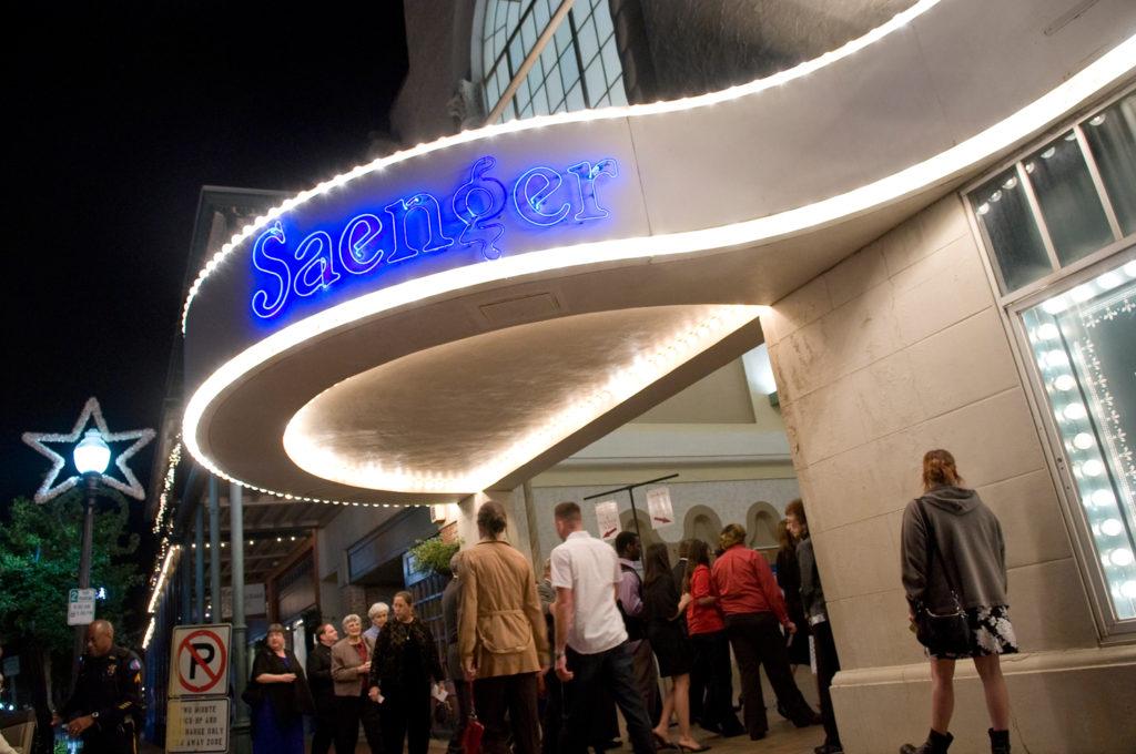 Pensacola Saenger's Classic Movie Series