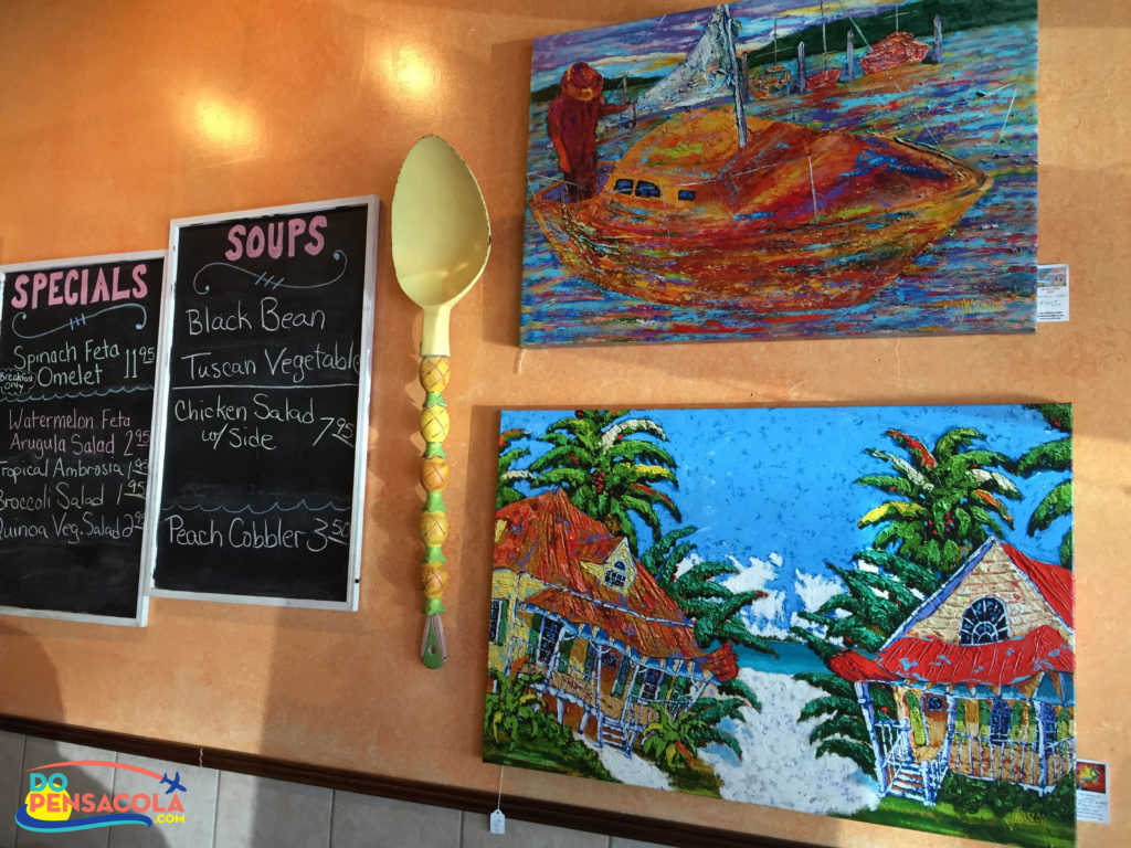 Gulf Coast Flavor at The Native Cafe, Pensacola Beach