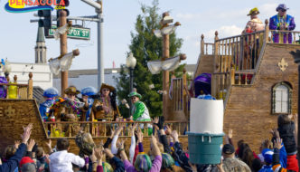 Let the Good Times Roll ~ Mardi Gras in Pensacola