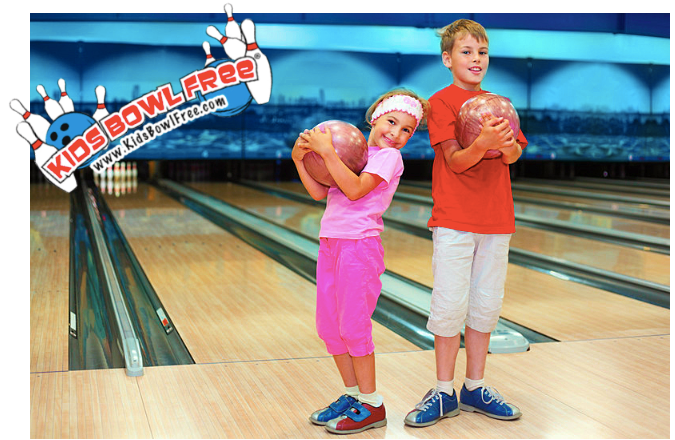 Kids Bowl Free All Summer Long in Pensacola!