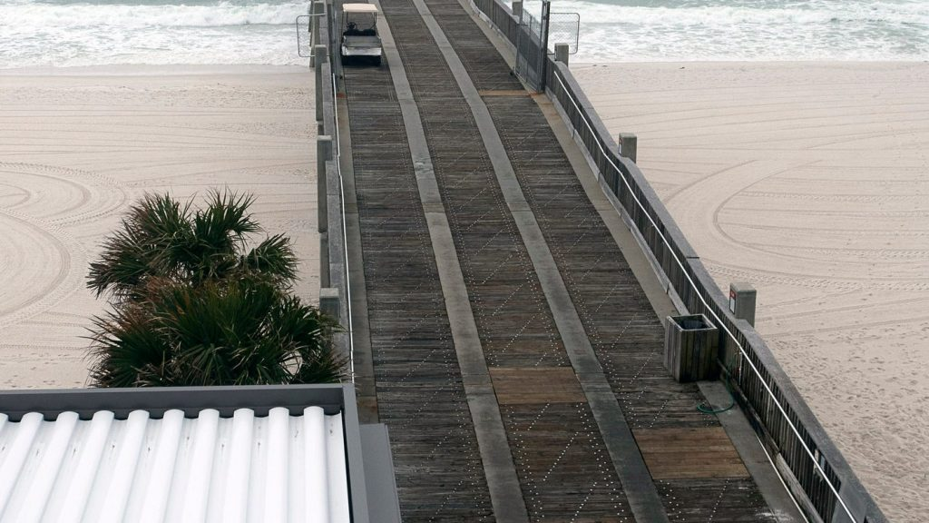 Pensacola Beach Pier closes to slow spread of coronavirus