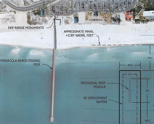 Snorkel reef at Casino Beach gets final approval, scheduled to be installed by August