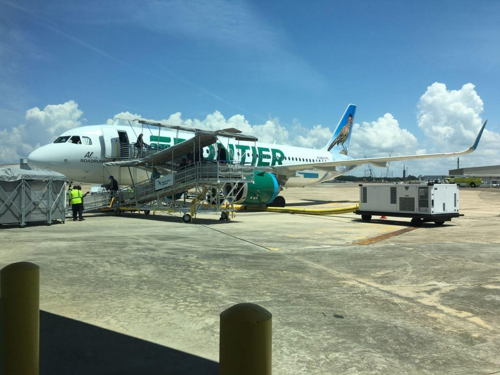 Frontier Airlines announced 18 new nonstop routes for summer; Pensacola route included