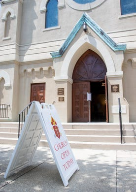 Pensacola area churches make plans to reopen at reduced capacity amid coronavirus pandemic