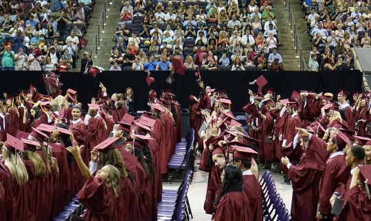 Escambia County Graduations Are This Week At The Bay Center. Here's The Schedule.