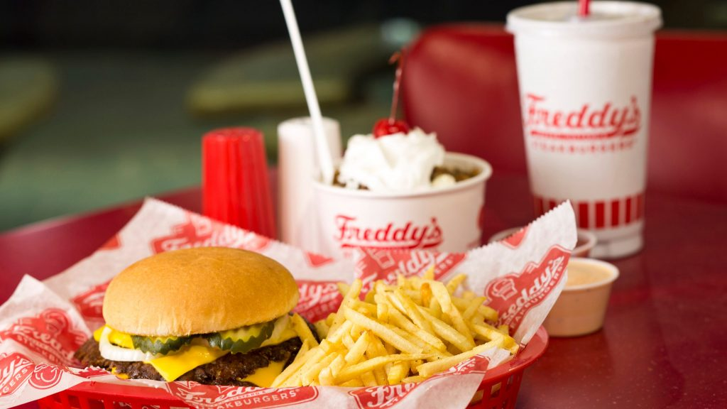 Pensacola's first Freddy's Frozen Custard & Steakburgers opening this fall
