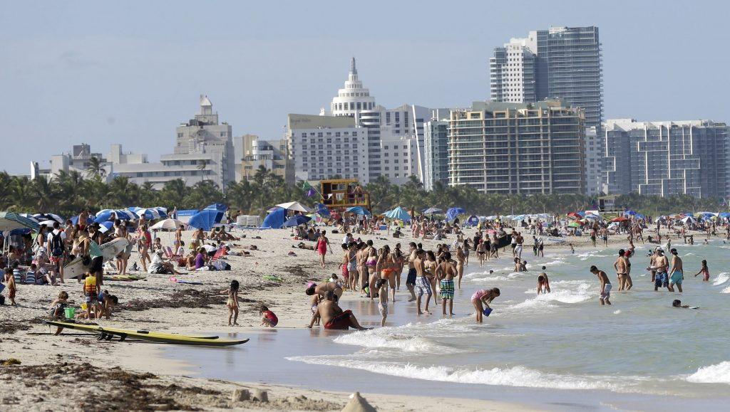 Coronavirus Florida: These beaches are open, closed for July Fourth holiday
