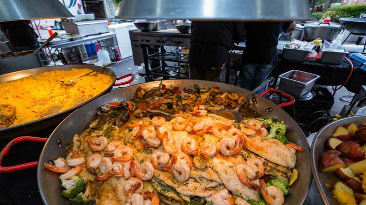 Fiesta Pensacola To Postpone Pensacola Seafood Festival to November