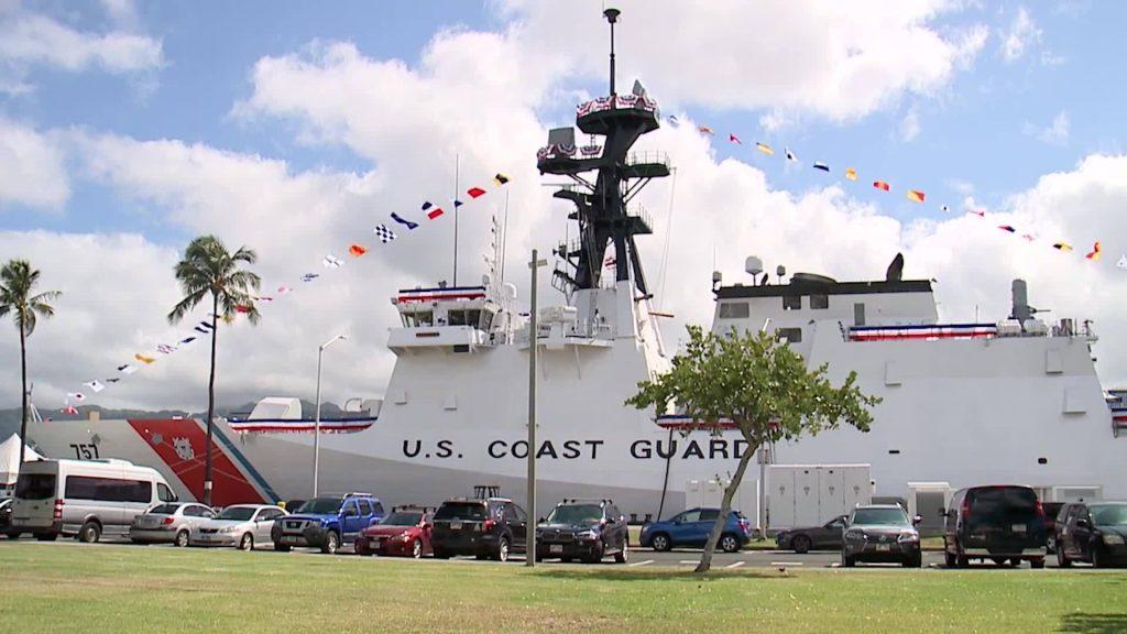 Coast Guard ship moving to NAS Pensacola