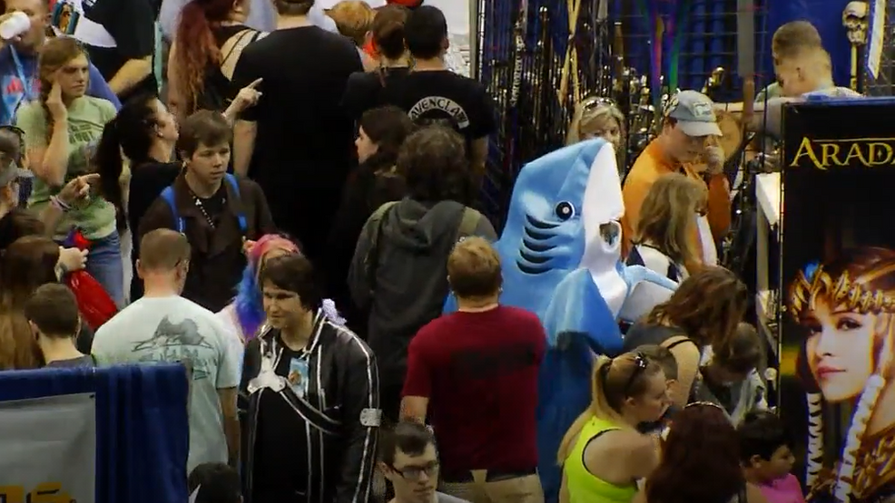 Pensacon to take place as scheduled with COVID-19 precautions