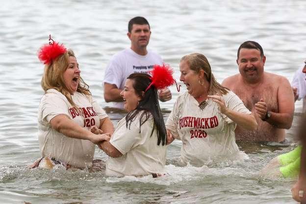 Pensacola Polar Plunge & beyond: 4 ways to make a splash this holiday season