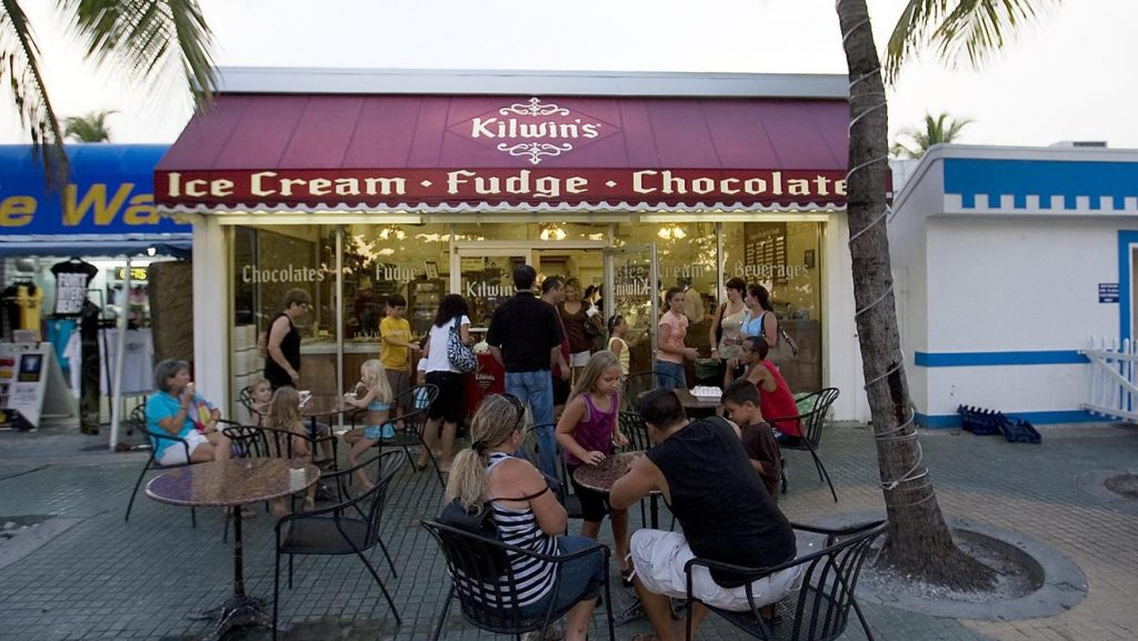 Kilwins ice cream and sweet shop opening on Pensacola Beach boardwalk this spring