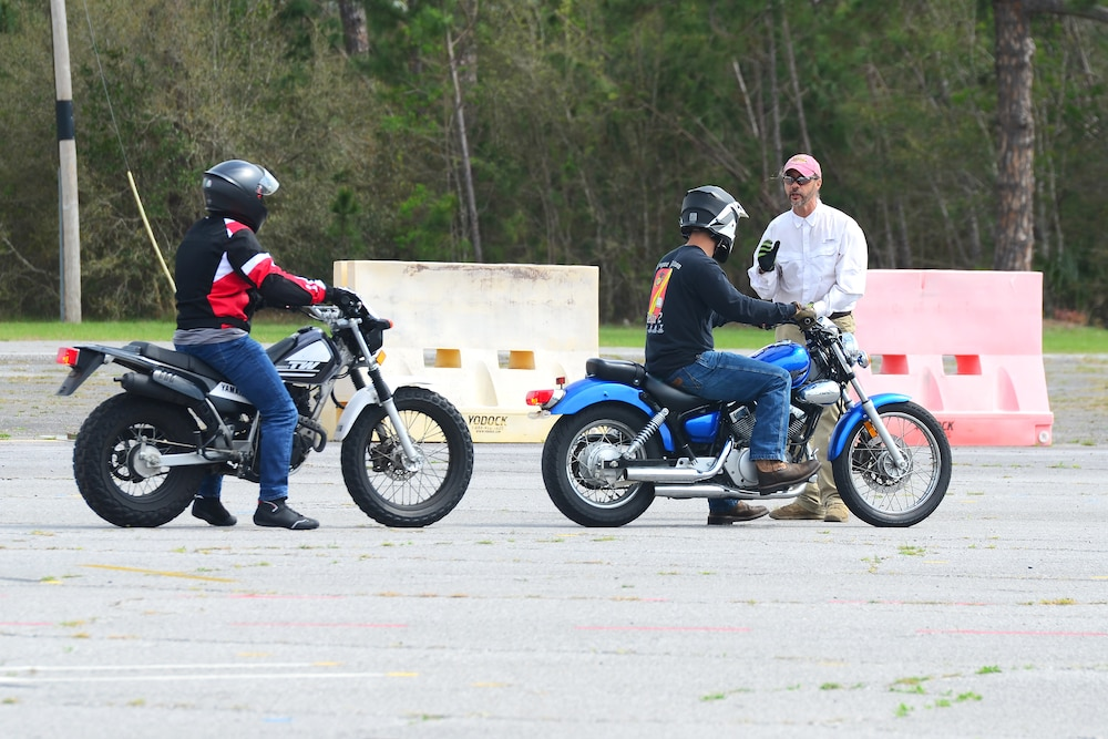American Motorcycle Training offers Rider Courses onboard NAS Pensacola