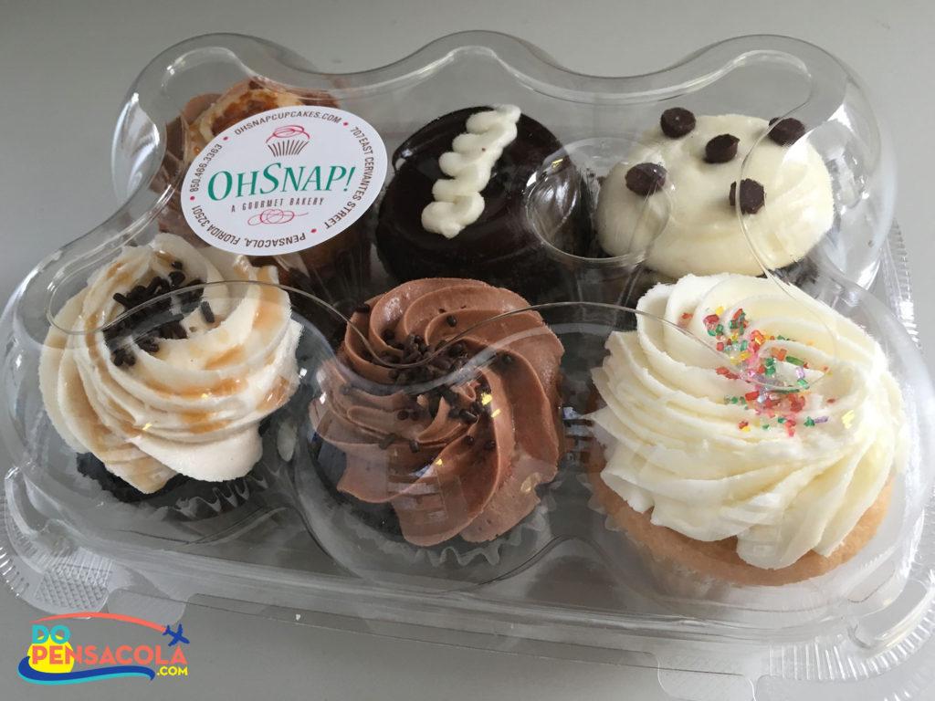 Oh Snap! Cupcakes & Gourmet Bakery