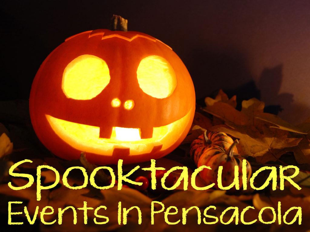 Spooktacular Events in Pensacola