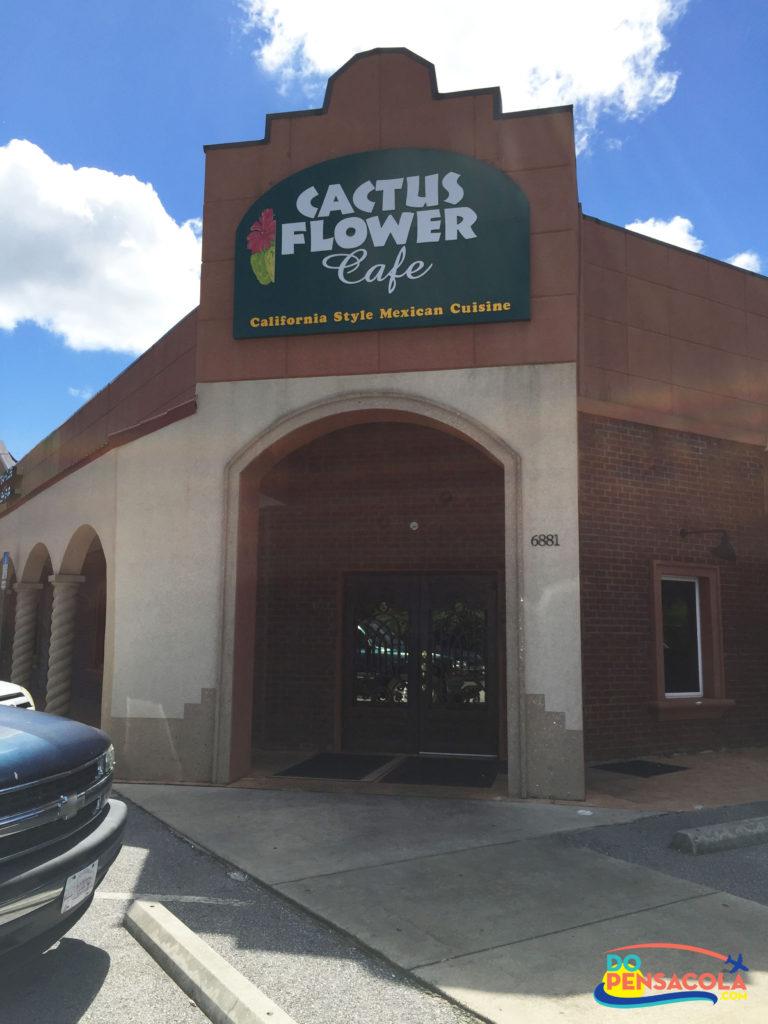 Cactus Flower Cafe, California Style Mexican Cuisine