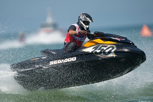 Pro Watercross Jet Ski Racing