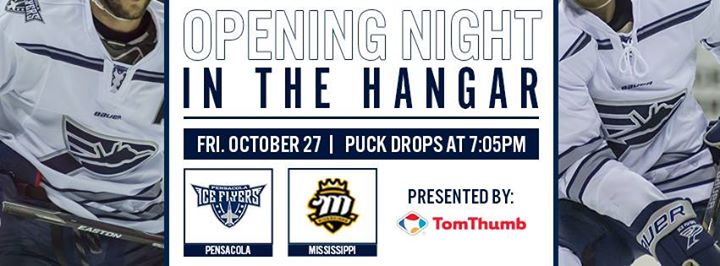 Pensacola Ice Flyers Hockey