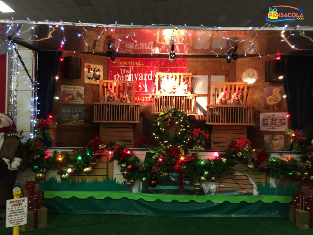 Wonderland of Lights at Pensacola Fairgrounds
