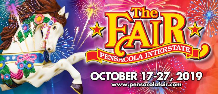 Pensacola Interstate Fair October 17th to 27th
