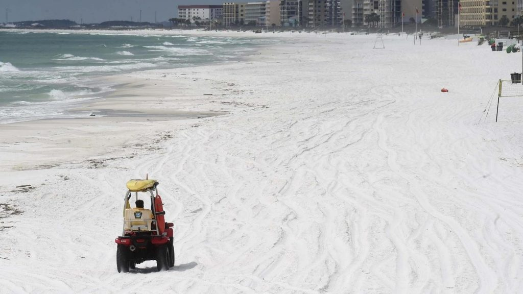 Okaloosa, Bay counties vote to reopen beaches with limited hours. Are Santa Rosa and Escambia next?