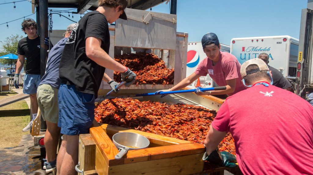 New dates announced for Pensacola Crawfish Festival, Fiesta Days, Children's Treasure Hunt