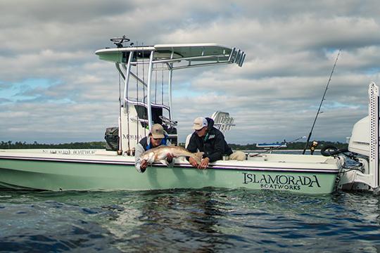 Florida Sportsman Watermen – Pensacola Bay Insanity with Dave Yelverton
