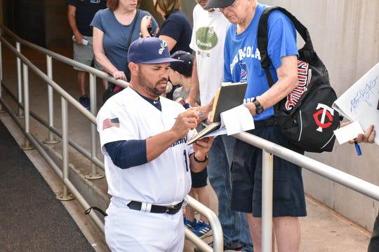 Blue Wahoos manager Ramon Borrego eagerly awaits Pensacola return