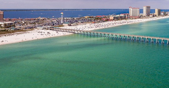 Pensacola Beach Reopening: Here's How The Cashless Tolls Work