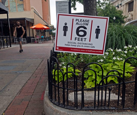 Palafox Street in downtown Pensacola to close to cars on Sundays through June