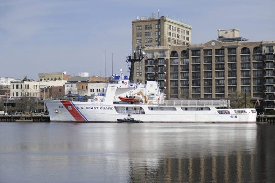 U.S. Coast Guard Cutter Diligence to make Pensacola its home port