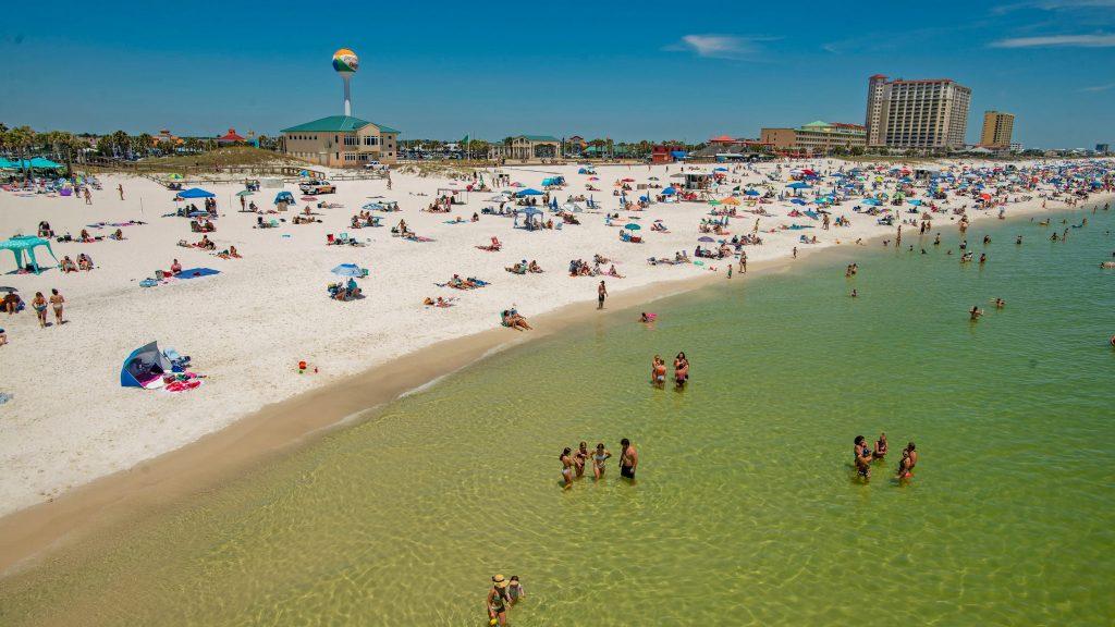 Escambia County public beaches now fully reopen, Perdido Key beaches still closes at sundown