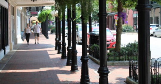 Palafox Street In Downtown Pensacola Will Be Pedestrian Only For Mother's Day