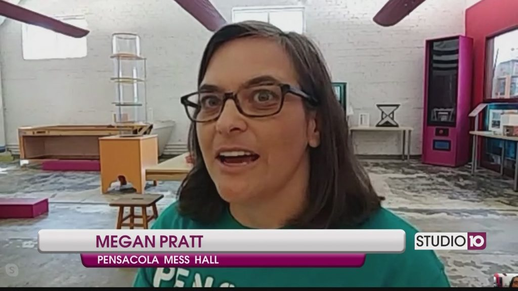 Pensacola MESS Hall open with a new exhibit!
