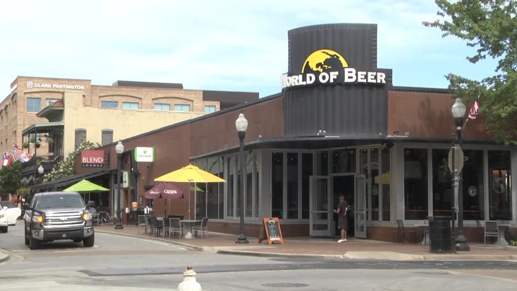 200 South temporarily shuts down its downtown Pensacola bars