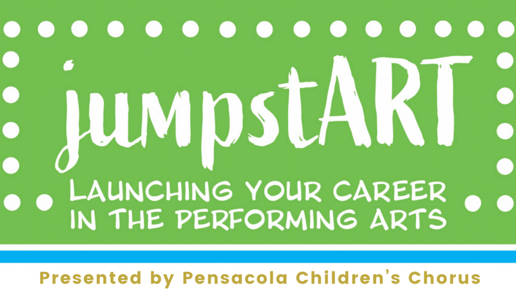 Are your kids interested in a future in the arts? JumpstART is for them!