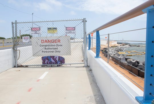 Pensacola Bay Bridge multi-use path delayed again due to COVID-19 travel restrictions
