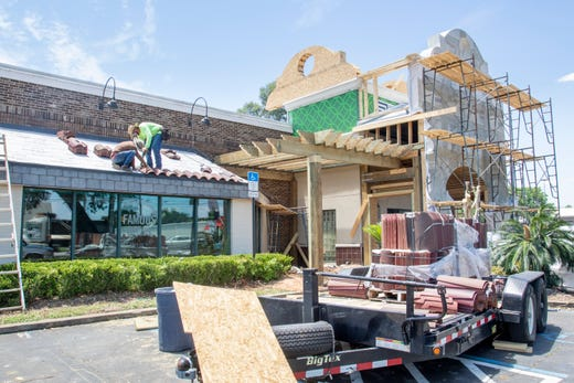 Pedro's Tex-Mex restaurant replacing Pensacola O'Charley's, Pace location coming this winter