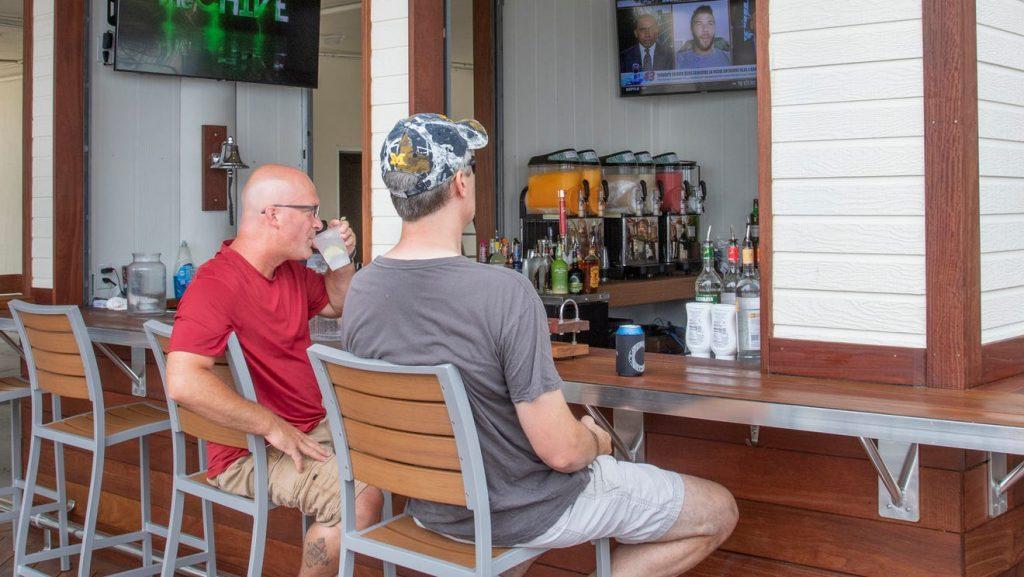 Cumaru Bar opens at Pensacola Beach Marina as part of multi-phase restaurant and bar project