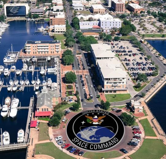 Pensacola: The Future Home Of U.S. Space Command?