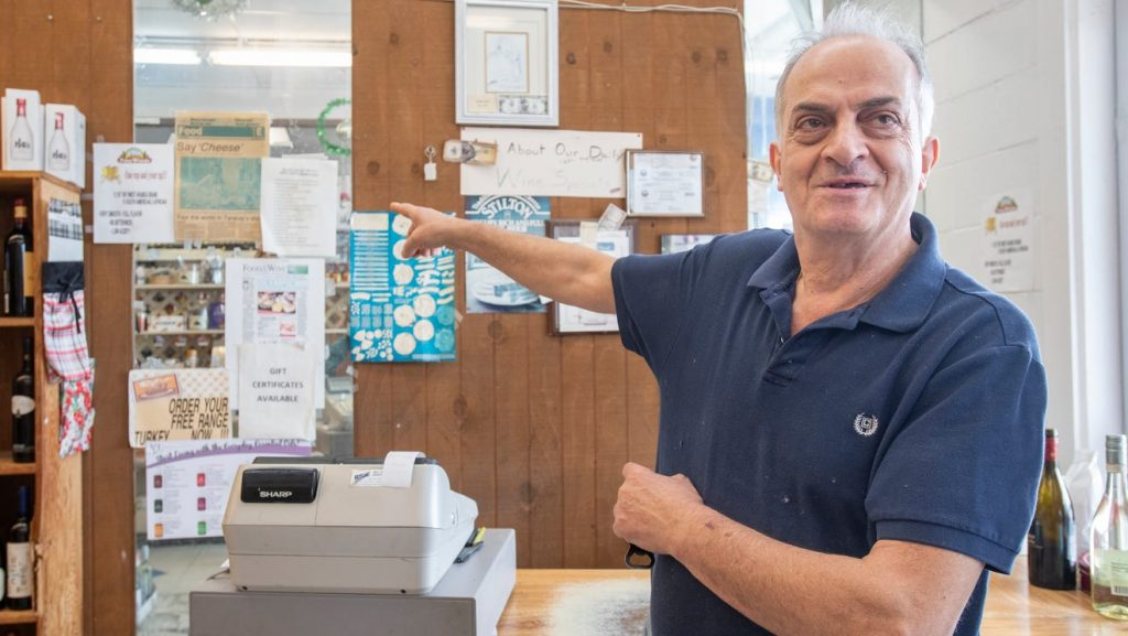 Store owner, salesman, staple: Four Winds owner retires after 40-year career, sells store