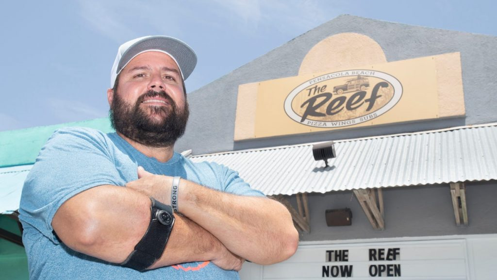 The Reef specialty sub shop and pizza restaurant opens on Pensacola Beach