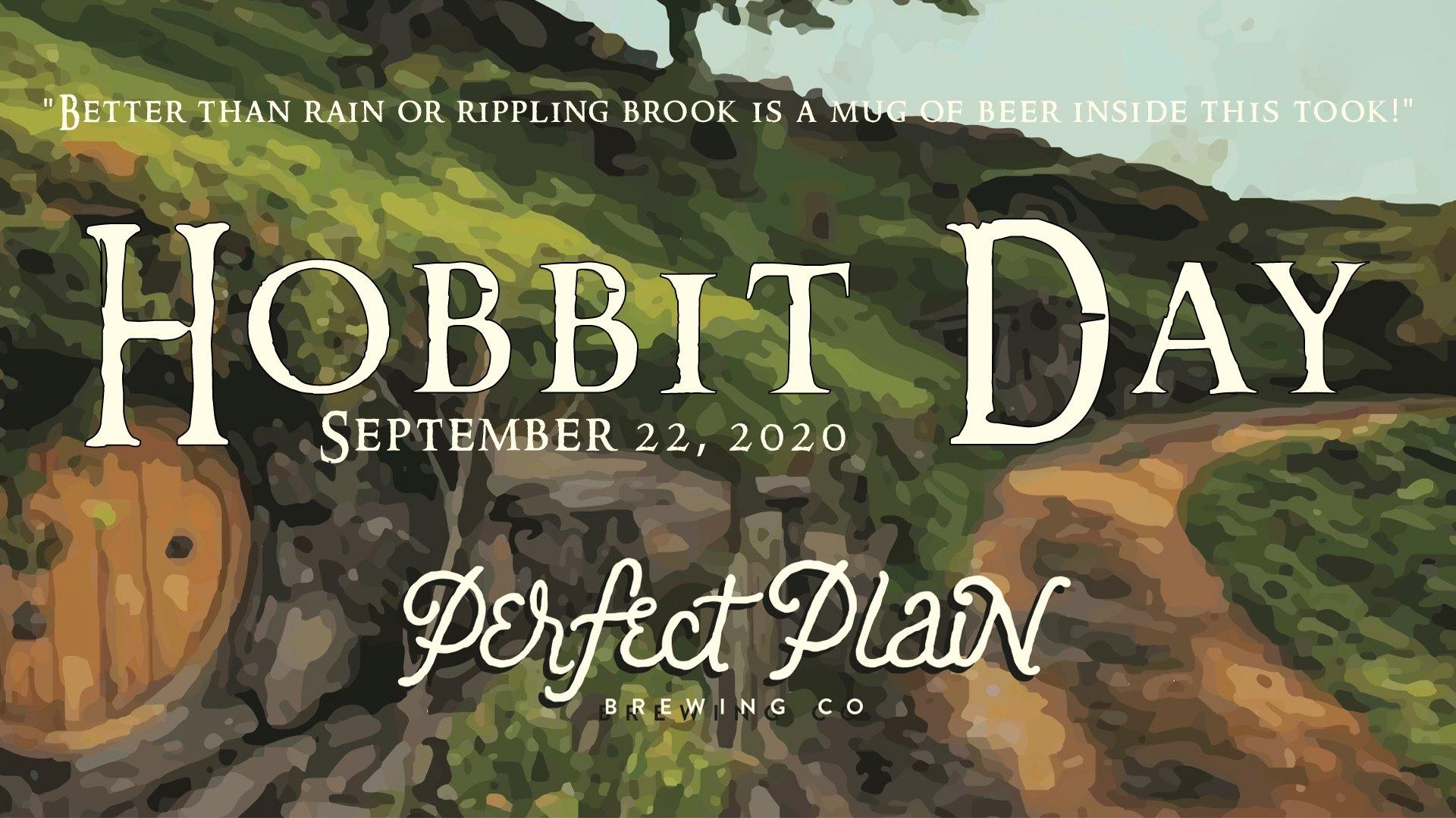 Hobbit Day!