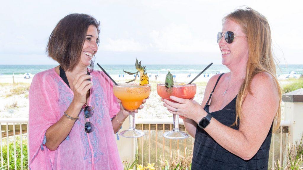 Sal de Mar poolside Pensacola Beach restaurant opening at the Hilton