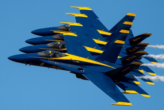 2020 Blue Angels Homecoming Air Show On NAS Pensacola Is Canceled