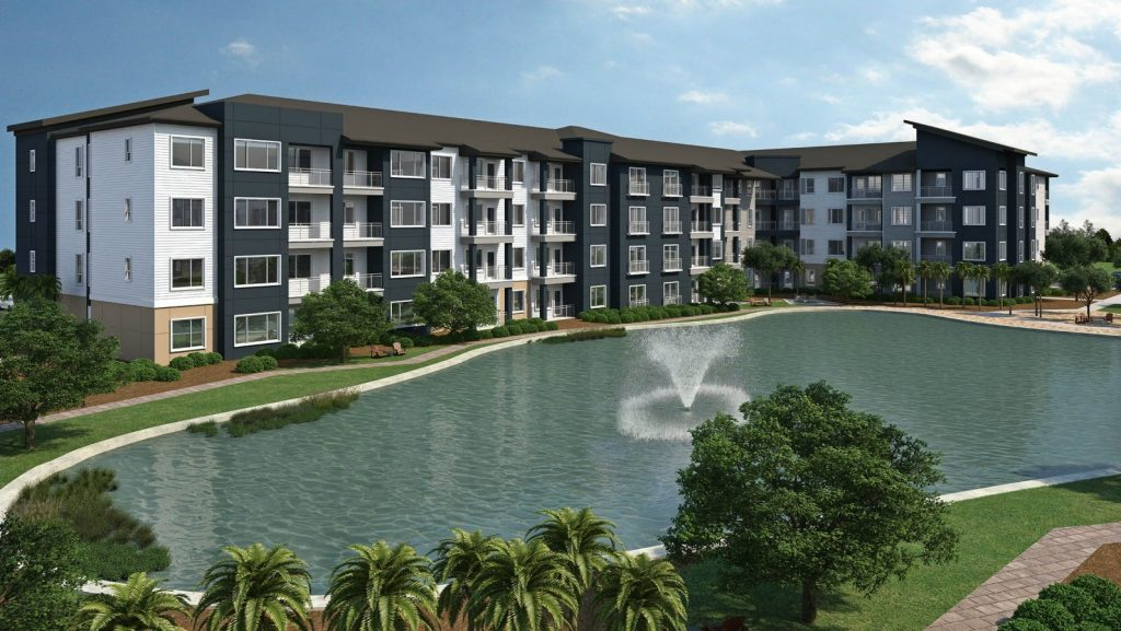 First units of luxury Inspire complex in Beulah nearing completion