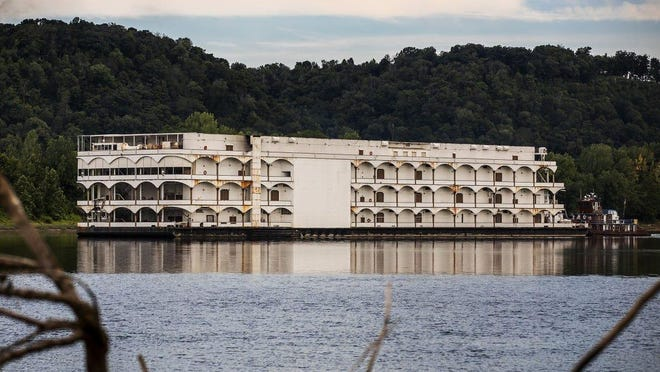World's largest riverboat 'Glory of Rome' could make a new home in Pensacola