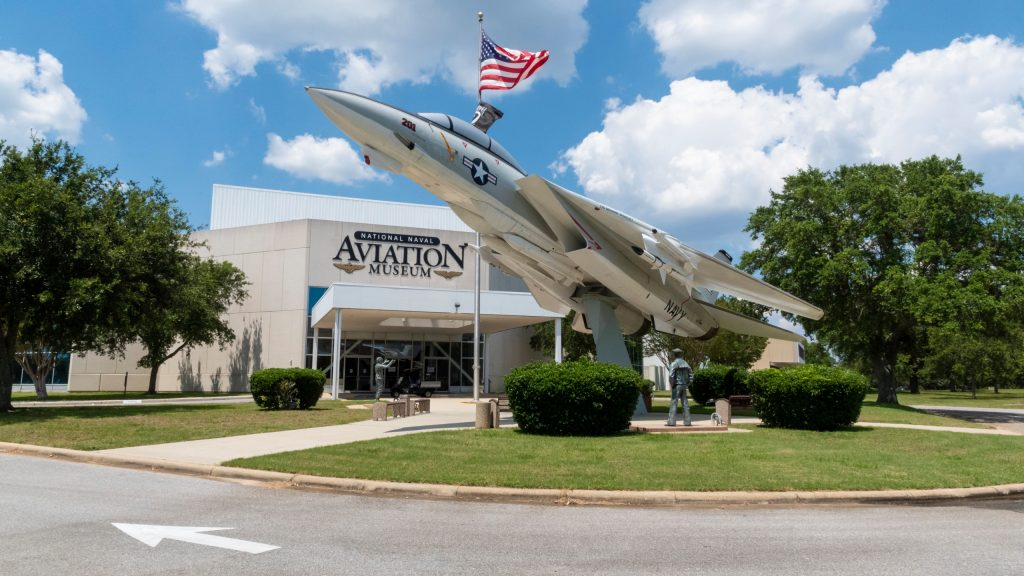 Naval Aviation Museum to reopen to active duty personnel, family next week