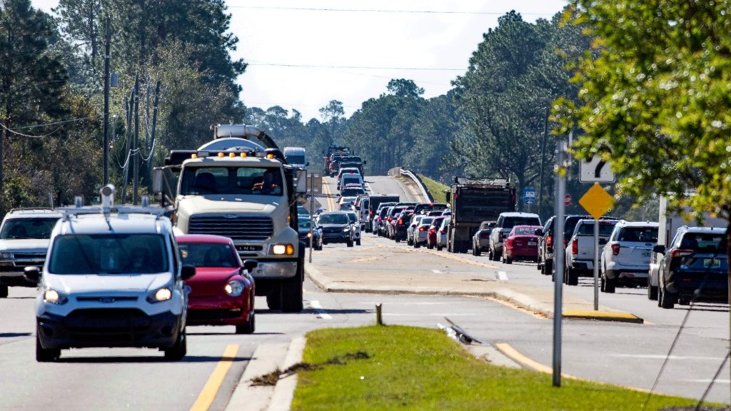 Traffic alert: What drivers can expect in Escambia, Santa Rosa counties next week