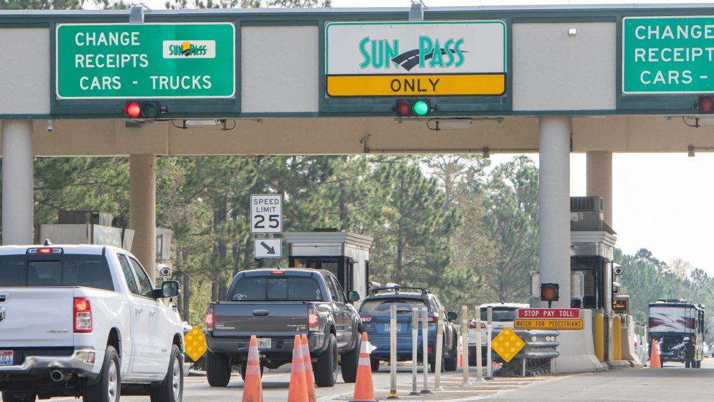Garcon Point Bridge toll suspended 30 days to help commuters